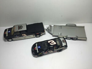 1999 Dale Earnhardt Goodwrench Service Crew Cab, Trailer & Car Kitchener / Waterloo Kitchener Area image 3