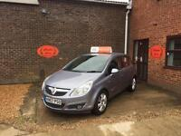 2007 57 VAUXHALL CORSA 1.2 DESIGN 16V 5D 80 BHP *FULL SERVICE HISTORY*LEATHER*