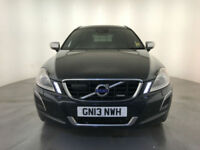2013 VOLVO XC60 R-DESIGN D5 4WD 1 OWNER SERVICE HISTORY FINANCE PX WELCOME
