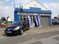 2008 Vauxhall Corsa 1.2i Life 5DR,LOW MILEAGE,48,000 ONLY, AIR CON,JUNE 2019 MOT