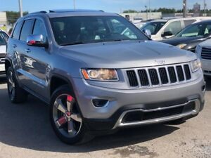 2015 Jeep Grand Cherokee Limited 4X4 V6-3.6L, FINANCEMENT MAISON