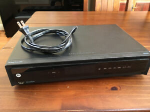 Motorola PVR DCX3400 TV Box