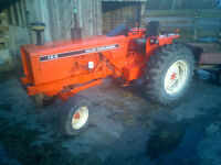 Allis Chalmers Tractor for Sale