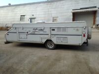 JAYCO POP TRAILER 15 feet