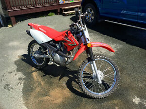 Honda CRF100 (price negotiable)