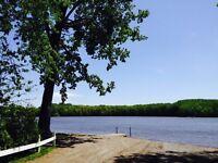 Rosemère, paisible 3 et demi à louer : près de la rivière