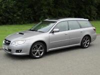 2009 Subaru Legacy 2.0 TD REN Sport Tourer 4x4 Boxer Diesel Manual 5 Door Estate