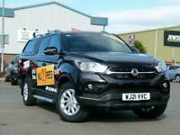 2021 Ssangyong Musso RHINO Automatic Pick Up Diesel Automatic