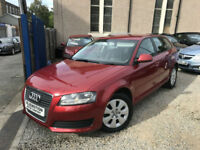 ✿2009/58 Audi A3 2.0 TDI Sportback, 5dr, Diesel ✿FULL LEATHER INTERIOR✿