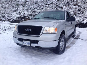 2005 F150 XLT 4x4 Priced for a quick sale! - $5650 (Nanaimo)