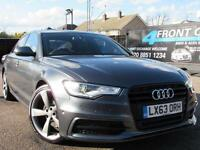 2013 AUDI A6 2.0 TDI S LINE BLACK EDITION 4DR SALOON AUTOMATIC DIESEL SALOON DIE