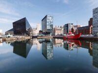 2 bedroom flat in 15 Mann Island Liverpool, Liverpool, L3