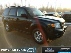 2008 Ford Escape Limited|Power Moonroof|Heated Leather Seats  -