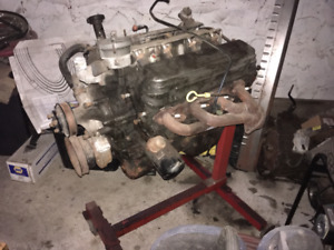 Foxbody mustang parts 5.0 engine