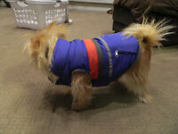 Parka for Very Small Dog