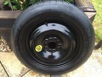 SPARE WHEEL Spacesaver 5 hole