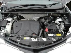2017 Toyota RAV4 2.0 D-4D ACTIVE 5d 143 BHP Estate Diesel Manual