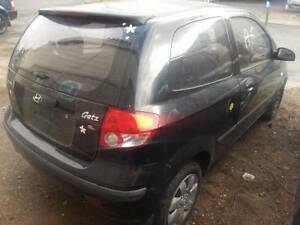 2004 Hyundai Getz Hatchback (2 door) wrecking for parts Willawong Brisbane South West Preview