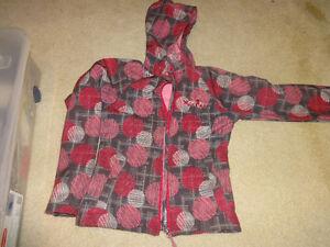 Fall or spring Xmtn girls coat Kitchener / Waterloo Kitchener Area image 1