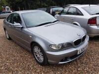 BMW 320 2.2 Ci SE, Big Miles, Small Price, FSH, Mot'd