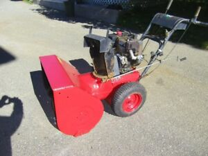 10 hp snow blower