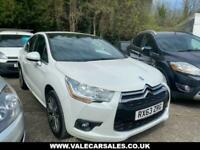 2013 63 CITROEN DS4 1.6 E-HDI AIRDREAM DSTYLE 5DR DIESEL
