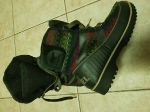 Womens Sorel boots size 10