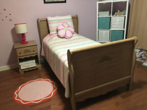 Girls Bedroom Set with Computer table
