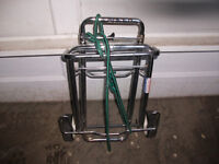 wheeled suitcase carrier $10 great for the suitcase or anything
