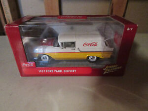 1957 ford panel truckv 1:24 scale diecast