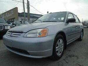 Honda Civic Sdn 4dr Sdn DX Manual 2003