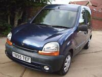 Renault Kangoo 1.4 auto 2 Keepers From New Low Miles FSH 11 Months MOT ! ! !