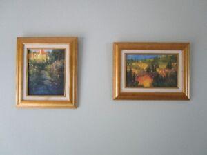 Cadre et tableau