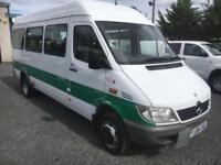 Mercedes-Benz SPRINTER minibus-wheelchair vehicle 411 CDI