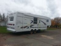 Various 5th Wheel Models for sale- Great for camping!