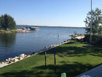 Beautiful Lake front fully furnished house to rent.