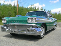 oldsmobile ninety-eight  1958