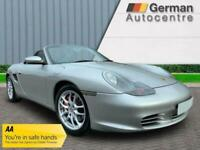 2004 Porsche Boxster 3.2 24V S TIPTRONIC S 2d 260 BHP Convertible Petrol Automat