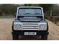 Land Rover DEFENDER 90 2.4 TDi SVX
