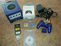 Working Gamecube with Gameboy Player accessory