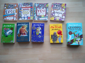 9 AR rated Primary school books for sale.
