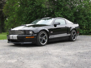 2007 FORD MUSTANG SHELBY GT—15000 KLM—-$32500.