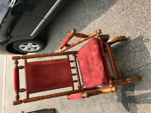 2 rocking chairs for sale