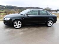 Audi A4 2.0TDI 2007MY S Line