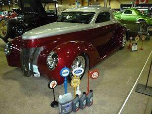 Rare 1940 Ford 3 Window Coupe London Ontario image 2