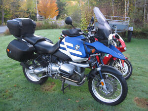 Like New BMW R1150 GS