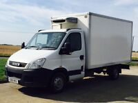 IVECO DAILY 35S11 'FRIDGE / BOX VAN' (2012 MODEL) '2.3 DIESEL - 6 SPEED' **OVER-NIGHT STANDBY**