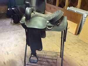 Wintec Western Saddles - 2 Available