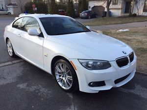 2011 bmw 335 xdrive coupe avec M package