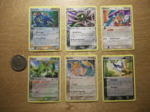 Cartes de Pokemon Nintendo
